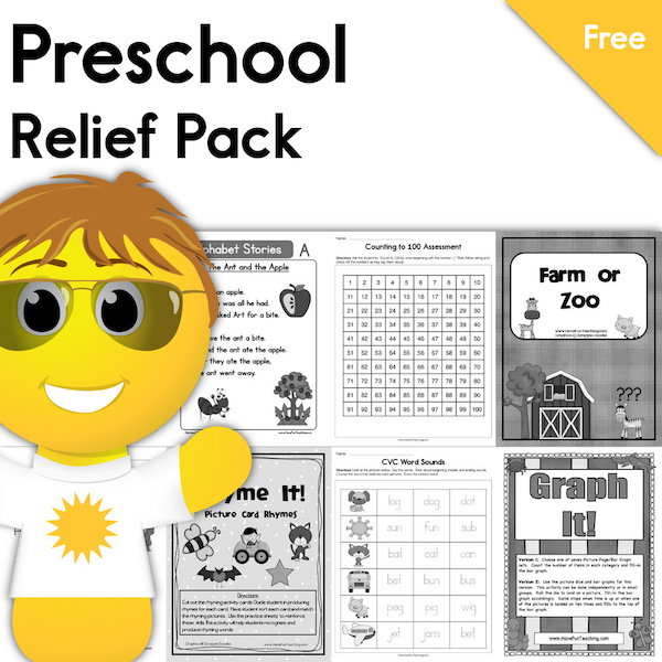 Image of Relief Pack Resource