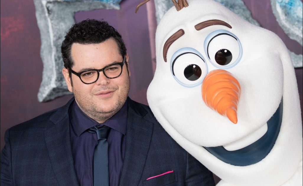 Image of Josh Gad and Olaf